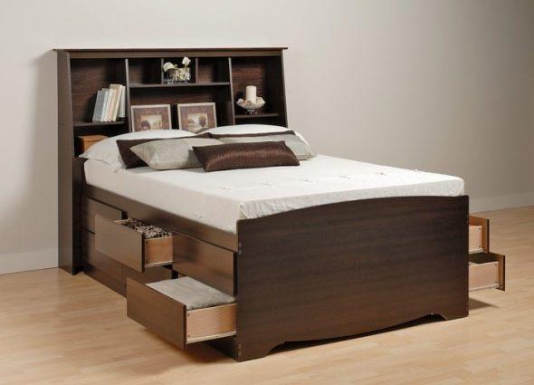 нестандартная кровать