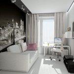 обустройства в малогабаритной квартире