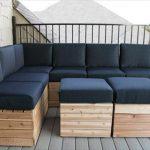 оригинальный диванчик для отдыха
