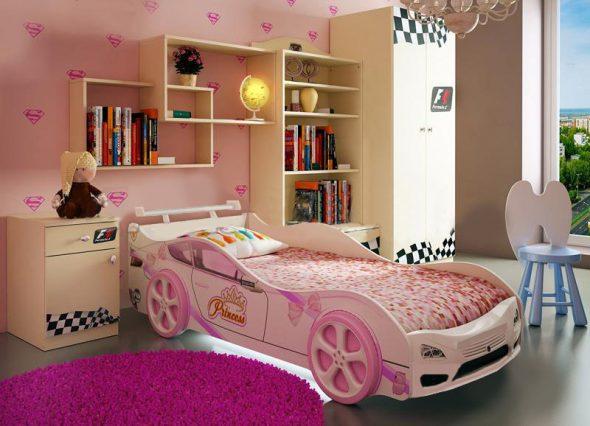 бельмарко кровать с подсветкой