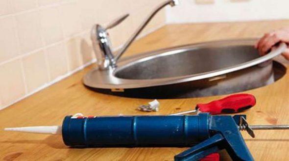 ремонт на кухни