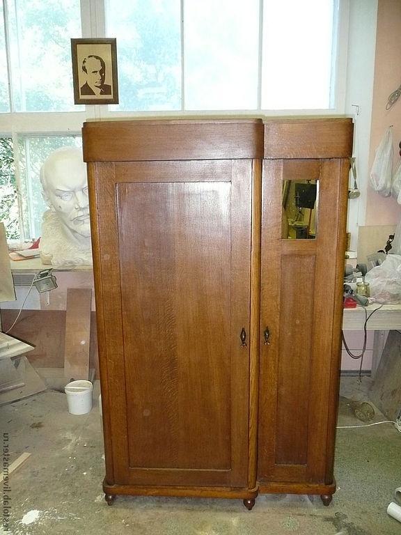 Как отреставрировать дубовую мебель своими руками 92