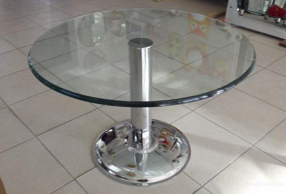 sdelat' stekljannyj stol na kuhnju