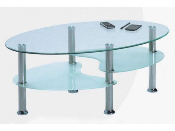 сделать стеклянный стол своими руками