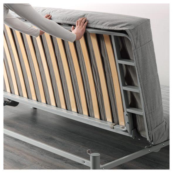 складывания дивана-кровати