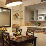 стандартная высота кухонного стола