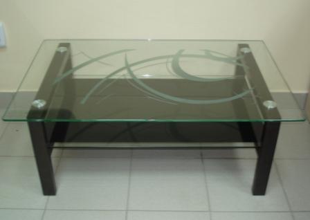 столешница художественное матирование стекло