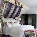 тенденции в оформлении изголовья кровати в спальне