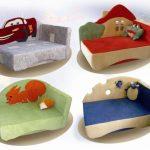 угловой детский диван-кровать