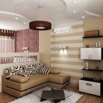 важная часть обустройства в малогабаритной квартире - корпусная и встраиваемая мебель
