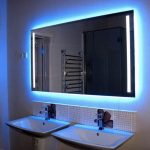 подсветка зеркала дизайн