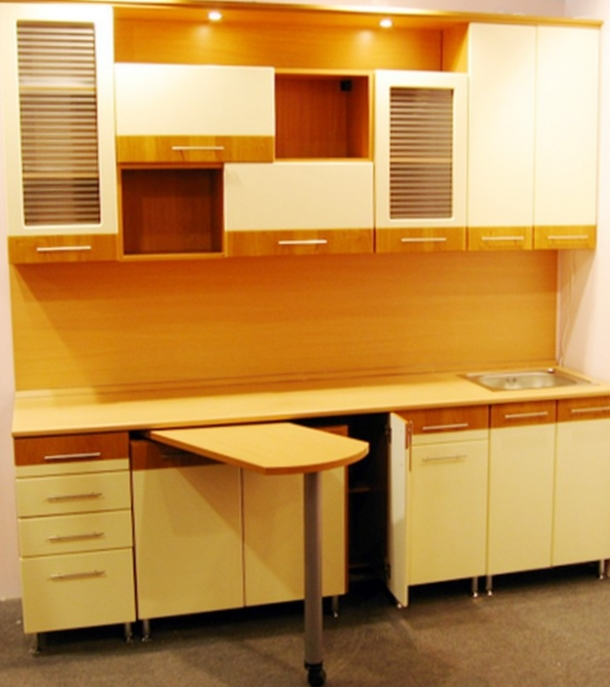 мебель трансформер для кухонь фото