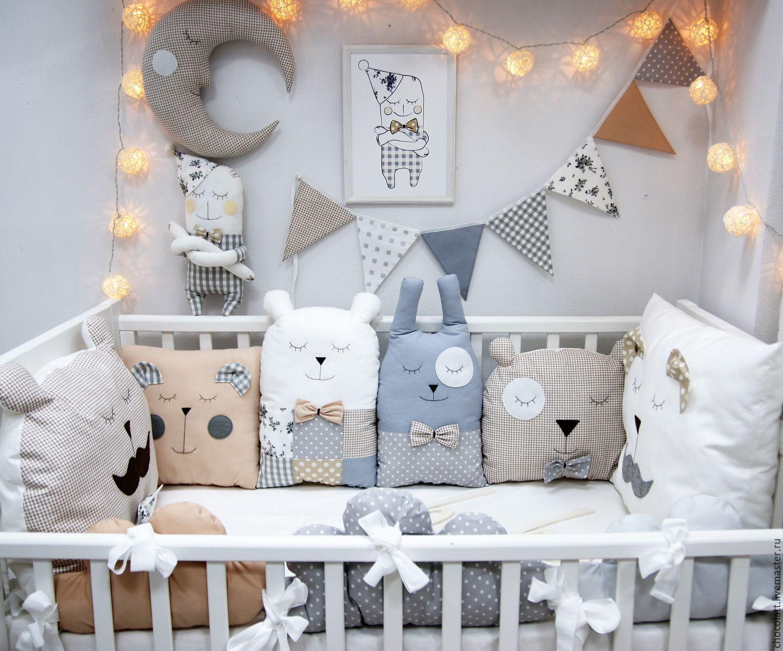Как сделать кроватку для младенца