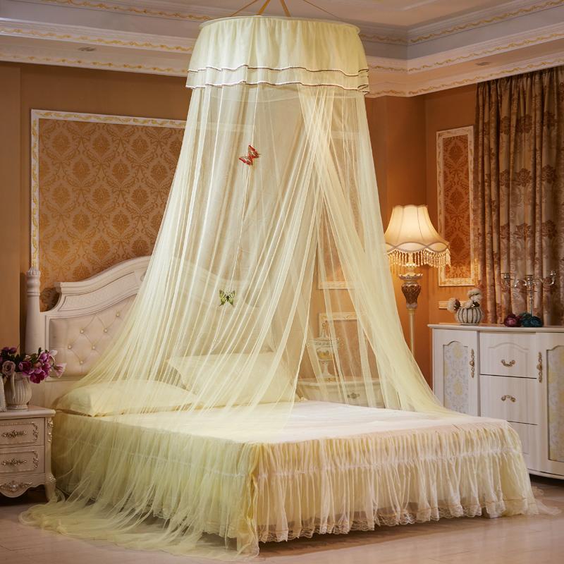 Как на кровати сделать балдахин над