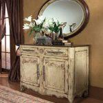 Декор мебели своими руками под старину