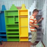 Делаем детский шкаф