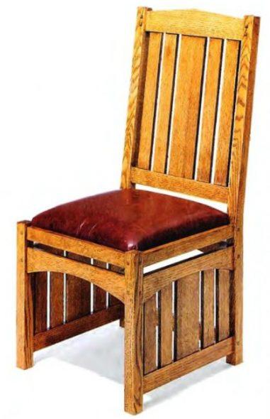 Деревянные стулья