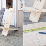 Деревянные стулья нестандартной формы