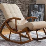 кресло качалка из фанеры