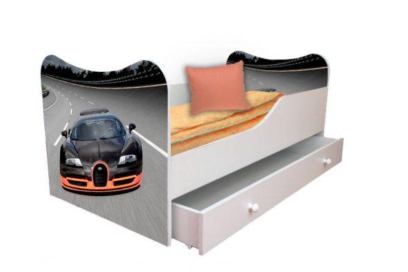 Детская кровать Бабы Роом 160 х 80 см
