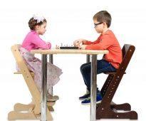 Детская мебель Конек Горбунок ортопедический стул