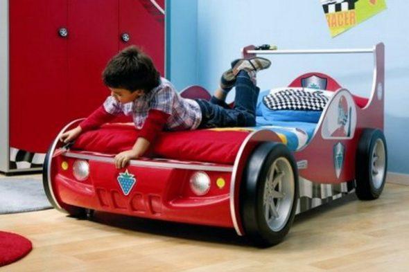 Детские кровати для малышей разных возрастов