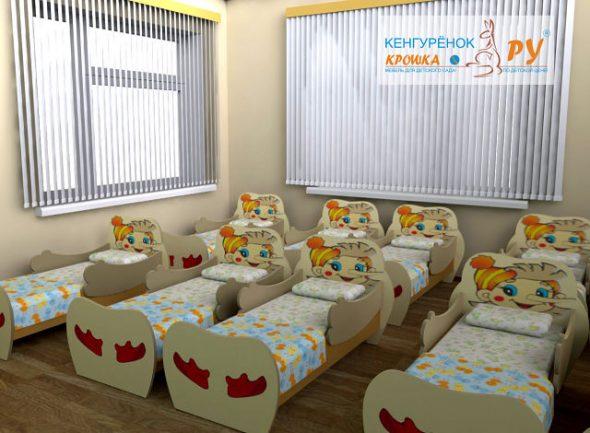 Детские кроватки Мышата