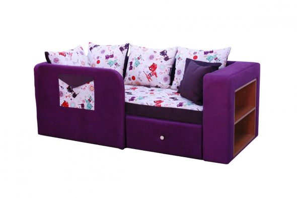 Детский диван-кровать Финч