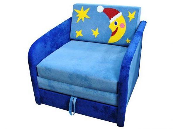 Детское кресло-кровать Малыш