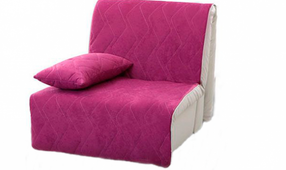 Детское кресло-кровать с ортопедическим матрасом