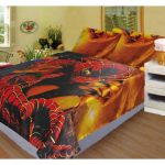 Детское покрывало на кровать Человек Паук