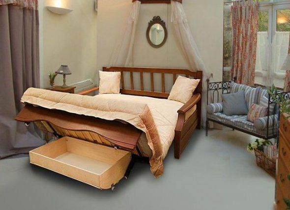 Диван-кровать для ежедневного использования
