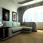 раскладной диван фото