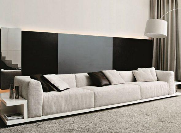 Длинные диван