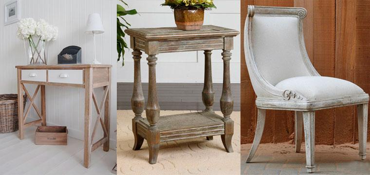 Как состарить мебель в стиле прованс