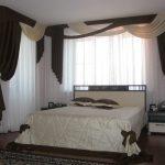 двуспальная кровать для спальни