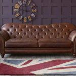 коричневый цвет дивана