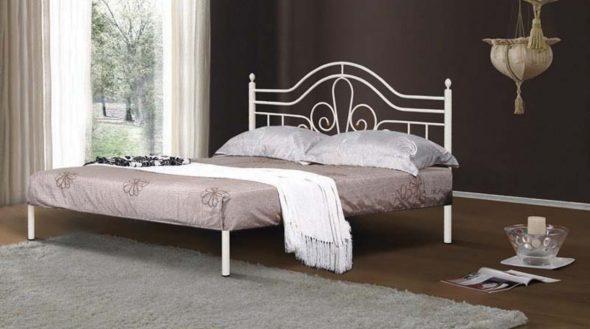 Кованые железные кровати