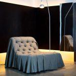 Кресла-кровати без подлокотников в дизайне