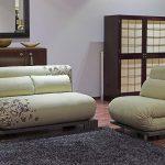 Кресло Кровать Без Подлокотников в дизайне комнаты
