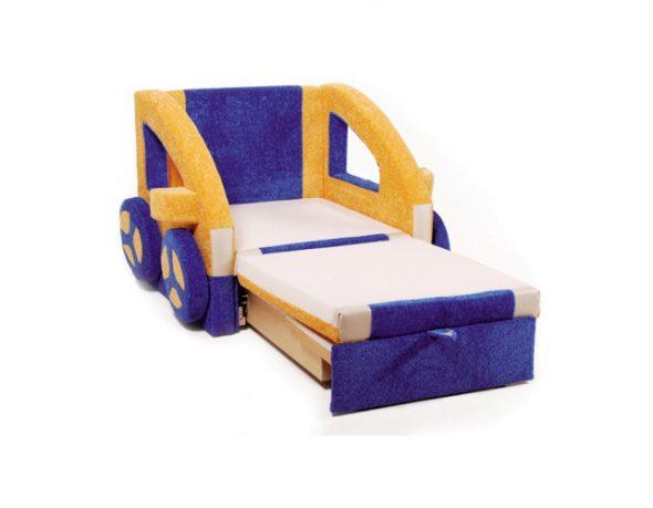Кресло-кровать Машинка