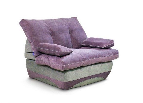 Кресло-кровать без подлокотников фото