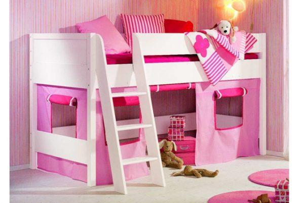 Кровать-чердак Сиело