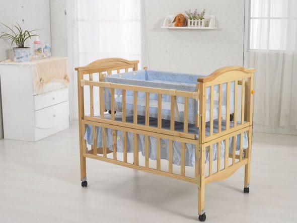 Кровать для младенцев