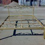 Кровать металлическая своими руками каркас модели
