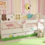 Кровать серия сказка-3