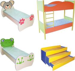 Кровати детские для садика
