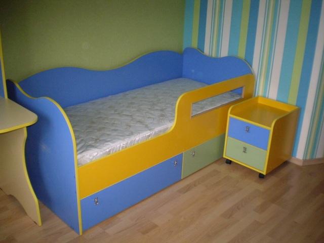 фото детской кровати алиса