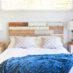 кровать из массива дерева современная