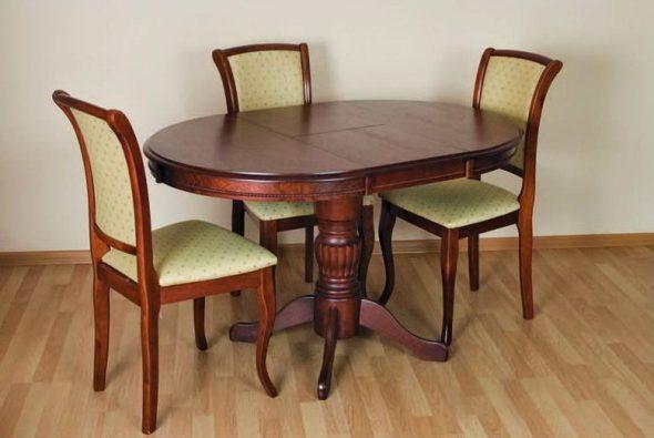 Кухонный стол DMT4-EX2